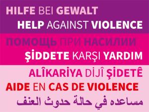 Banner_Gewalt